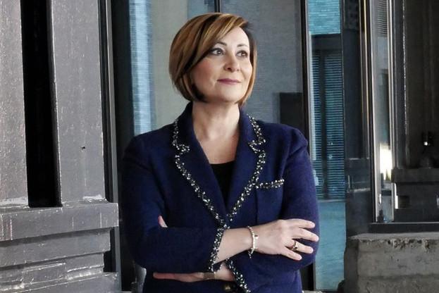 Daniela Di Santo a commencé sa carrière luxembourgeoise en 1998. (Photo: Fonds Belval)