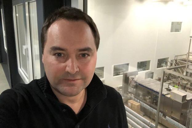 SébastienHerbulot, adjoint au responsable de production chez Luxlait, s'interroge sur les comportements des consommateurs en sortie de crise. (Photo: Sébastien Herbulot)