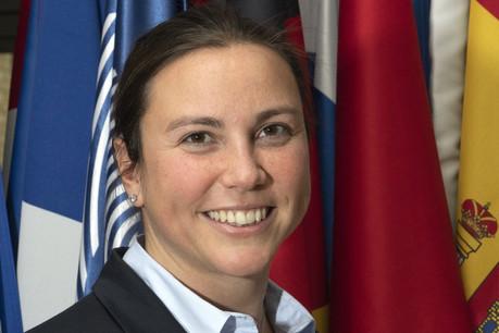 Élodie Viau a passé 12 ans chez SES. (Photo: ESA)