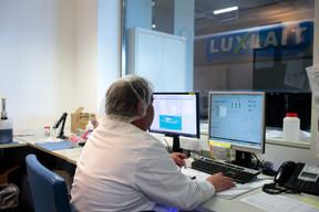 Luxlait compte 330 salariés au total. Une cinquantaine ont dû s'arrêter au début de la crise, pour maladie ou raisons familiales. ((Photo: Matic Zorman / Maison Moderne))