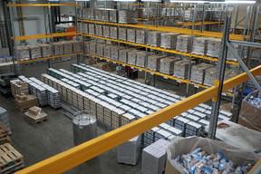 L'entreprise a dû écouler ses stocks de lait différemment à cause de la fermeture de l'horeca au Luxembourg, et partout dans le monde. Elle a transféré ses surplus vers des produits industriels comme le lait en poudre ou concentré. ((Photo: Matic Zorman / Maison Moderne))