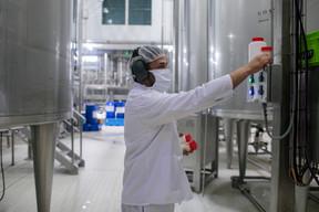 Lait, beurre, fromage… Luxlait a continué à fournir ses clients en aliments essentiels pendant la crise. ((Photo: Matic Zorman / Maison Moderne))