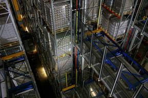 Dans ses coulisses, Luxlait nous présente du lait à tous les étages. ((Photo: Matic Zorman / Maison Moderne))