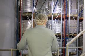 Luxlait nous a ouvert les portes de sa production. ((Photo: Matic Zorman / Maison Moderne))