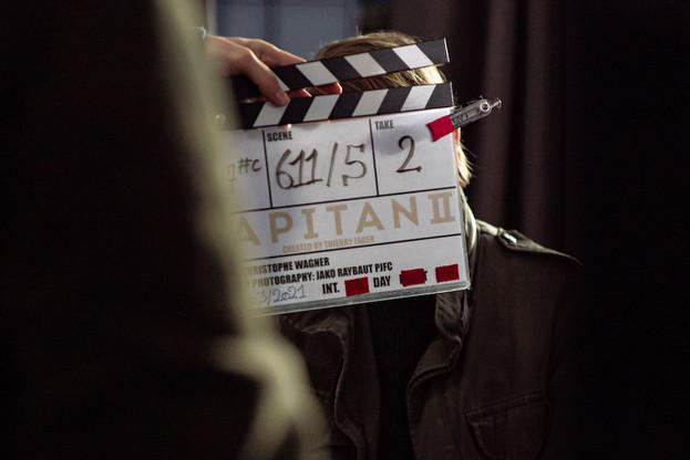 Cela fait près de huit semaines que le tournage de la saison2 a débuté. (Photo: HadrienFriob)