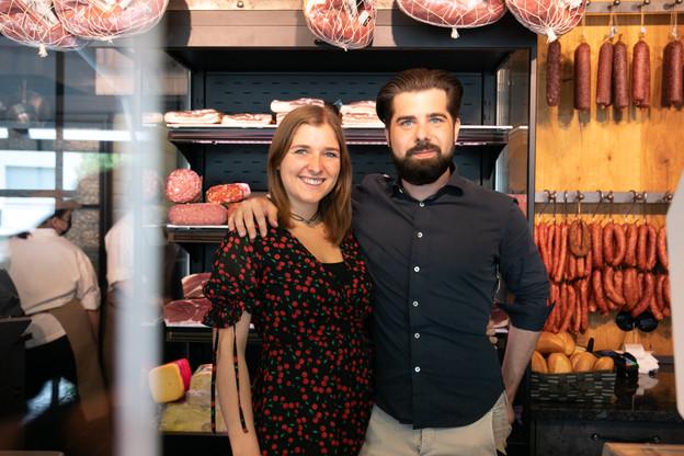 L'entreprise familiale s'agrandit, avec l'arrivée de LisaSteffen. (Photo: Matic Zorman/Maison Moderne)