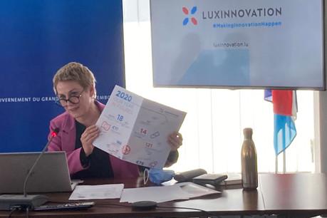 Le Covid et les situations particulières qui en ont découlé ont permis à Sasha Baillie et Luxinnovation d'asseoir encore un peu plus leur rôle dans la transformation digitale des entreprises du Luxembourg. (Photo: Meco)
