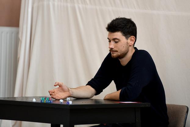 Pour la première représentation du nouveau programme «Hors Circuits», c'est la compagnie Cognitive Overload qui ouvre le bal. (Photo: AlainJulien)