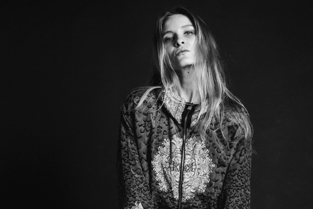 Jill Crovisier, danseuse et chorégraphe, vient d'être récompensée du Danzpräis 2019. (Photo: Varvara Kandaurova)