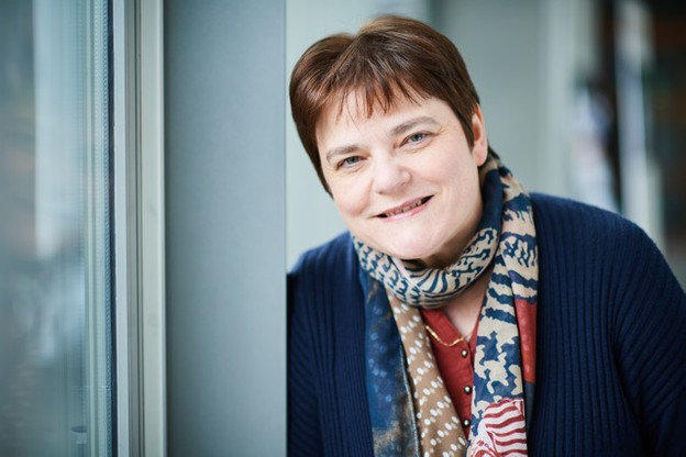Martine George prodiguera la formation «Data science for marketing». (Photo: David Plas)