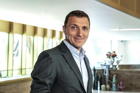 David Capocci devra tout d'abord composer avec la gestion des implications de la crise mondiale du coronavirus  pour KPMG . (Photo: KPMG Luxembourg)