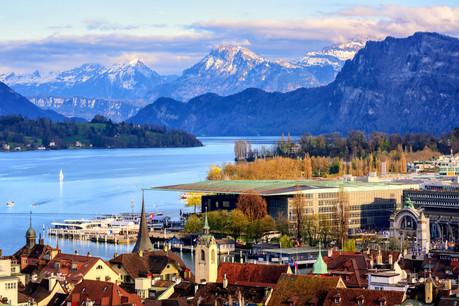 C'est donc la cité de Lucerne qui accueillera le Forum de Davos en mai2021. (Photo: Shutterstock)