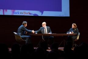 Le débat était modéré par ThierryRaizer, rédacteur en chef de Paperjam. ((Photo: Patricia Pitsch/Maison Moderne))