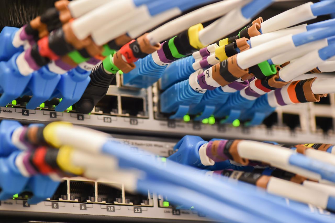 Juste avant le confinement du printemps2020, l'ILR a constaté un pic des mesures des connexions internet. (Photo: EU)