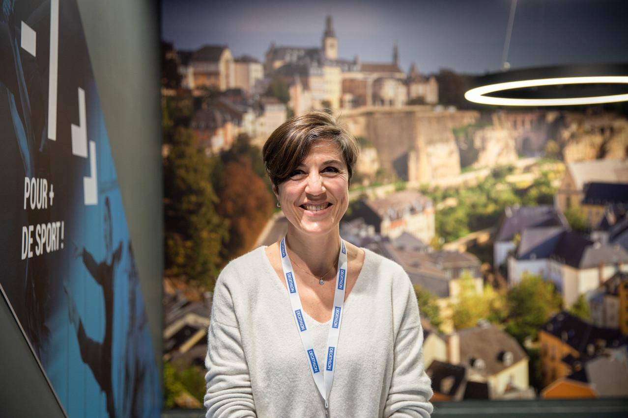 La directrice du point de vente, Karine Blanc, se montre satisfaite de ce premier magasin luxembourgeois, mais précise que les travaux préparatoires à une deuxième ouverture dans le nord du pays sont pour l'heure suspendus. (Photo: Romain Gamba/Maison Moderne)