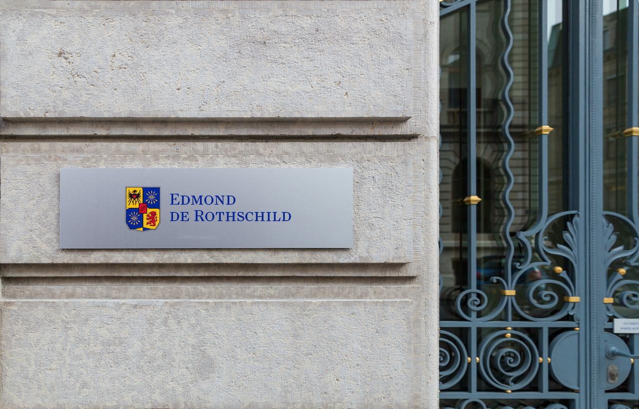Benjaminde Rothschild présidait le conseil d'administration de Edmondde Rothschild Holding depuis 1997. (Photo: Shutterstock)