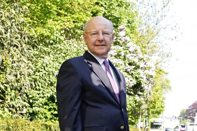 Patrick Zurstrassen avait été le dirigeantde Crédit Agricole Indosuez. (Photo: Maison Moderne /Archives)