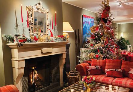 Un décor féérique chez vous pour les fêtes? Composition s'occupe de tout.  (Crédit Photo: Composition)
