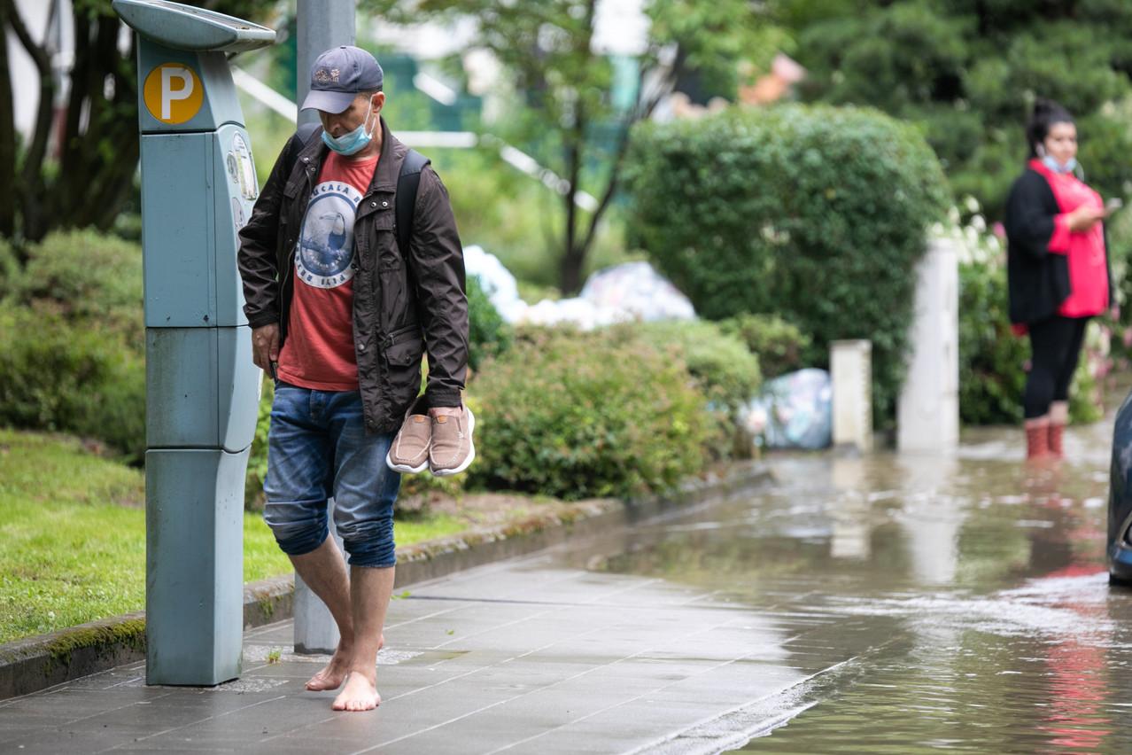 Pour mieux appréhender les épisodes météorologiques intenses, la population et les entreprises doivent être mieux informées. (Photo: Matic Zorman/Maison Moderne)