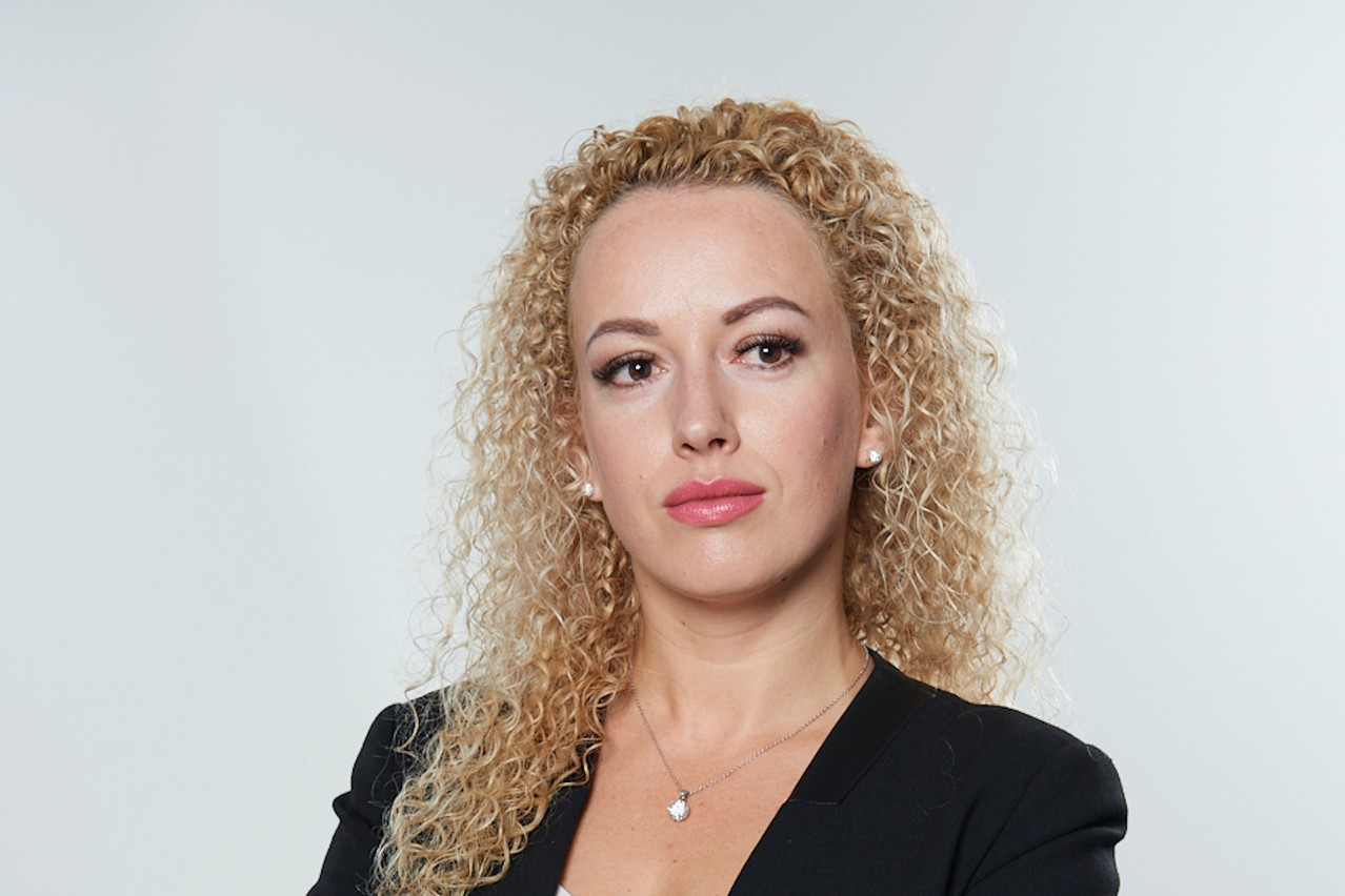 Irina Stoliarova of GSK Stockmann. Photo credit: GSK Stockmann