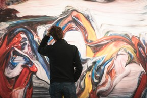 Degroof Petercam Art Day by Paperjam+Delano Club - 12.10.2021 ((Photo: Simon Verjus/Maison Moderne))