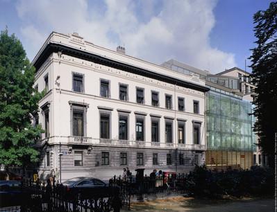La banque Degroof Petercam a été condamnée en Belgique pour dénigrement envers une jeune fintech. (Photo: Degroof Petercam)