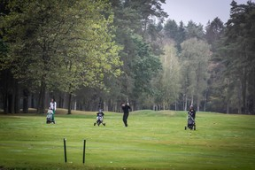 Degroof Petercam Luxembourg Golf Cup 2020 - 30.09.2020 ((Photo: Blitz Agency))