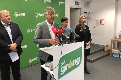 Le congrès doit confirmer Henri Kox comme ministre du Logement. Déi Gréng espère que cela marquera un nouveau départ. (Photo: Paperjam)