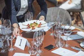 Déjeuner Carrousel - 10.09.2020 ((Photo: Jan Hanrion/Maison Moderne))
