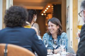 Sandrine Brassel (FCS Services) ((Photo: Jan Hanrion/Maison Moderne))