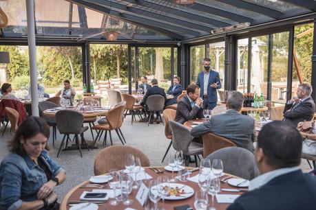 Déjeuner Carrousel - 10.09.2020 (Photo: Jan Hanrion/Maison Moderne)