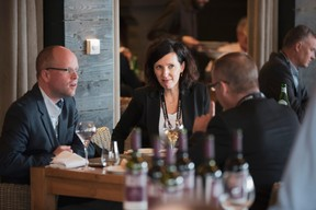 Joachim Colles (Ista Luxembourg) et Sophie Pierini (RJ Gaito Law Firm) ((Photo: Jan Hanrion/ Maison Moderne))