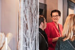 Nathalie Cravatte (NC Coaching - Coach de vie et consulting) ((Photo: Jan Hanrion/ Maison Moderne))
