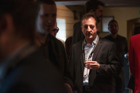 Pascal Dorban (Talk Finance) ((Photo: Jan Hanrion/ Maison Moderne))