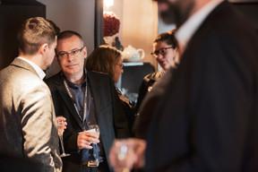Stéphane Ambrosini (Marks & Clerk LLP) ((Photo: Jan Hanrion/ Maison Moderne))