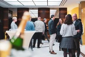 Déjeuner Carrousel - 06.12.2019 ((Photo: Patricia Pitsch/Maison Moderne))