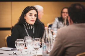Ghislaine Fatmi (G Advisor Real Estate & Investment) ((Photo: Patricia Pitsch/Maison Moderne))