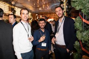 Quentin De Man (Oikotech), Fabio Gasperoni (Maprima Luxembourg) et Benjamin Dargent (Samsic Luxembourg Facility Services) ((Photo: Jan Hanrion/Maison Moderne))