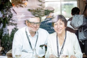 Marc Vandenhoeke (Spuerkees) et Isabelle Weill (SC I&CW) ((Photo: Jan Hanrion/Maison Moderne))