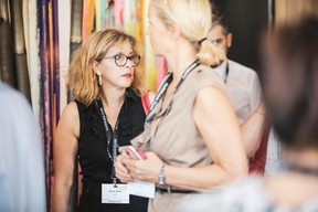 Djamila Liévin (MGSI) ((Photo: Jan Hanrion / Maison Moderne))