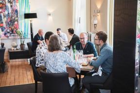 Déjeuner Carrousel - 28.06.19 ((Photo: Jan Hanrion / Maison Moderne))