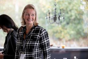 Marianne Van Den Eerenbeemt (Livinlux) ((Photo: Jan Hanrion/Maison Moderne))