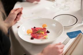 Déjeuner Carrousel - 07.02.2020 ((Photo: Jan Hanrion / Maison Moderne))