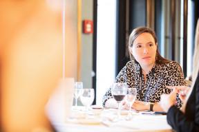 Marie-Laure Valmain (Michael Page) ((Photo: Jan Hanrion / Maison Moderne))