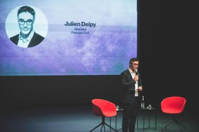 Julien Delpy (Paperjam Club) ((Photo: Arthur Ranzy))