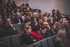 Déjeuner Conférence : En conversation avec Taina Bofferding - 04.03.2020 ((Photo: Arthur Ranzy))