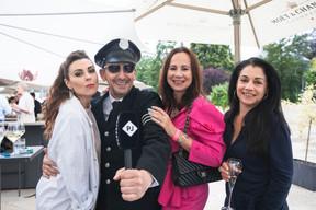 Lisa Burke (RTLToday), Jim Kent (Maison Moderne), Marta Vacca-Vesela (CAMSO International) et Elizabeth Cardona (Clearstream) ((Photo : Simon Verjus/Maison Moderne))