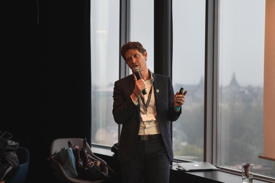 Julien Froumouth (ABBL) (Photo: Eva Krins/Maison Moderne)