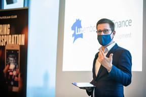 Philipp von Restorff (Luxembourg for Finance) ((Photo: Julian Pierrot / Maison Moderne))