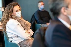 Sandra Lucente (Apis Asset Management) ((Photo: Julian Pierrot / Maison Moderne))